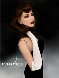 New JAMIEshow Hollywood Collection Dolls