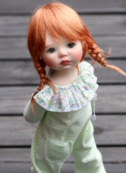 Preordering new Saffi doll from Meadowdolls