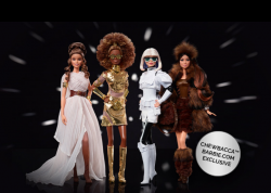 New Barbie in Star Wars Collection