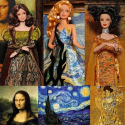 Beautiful collection of the Barbie past – The Museum Collection