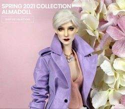​New Almadoll Spring 2021 Collection