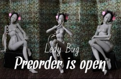 Pre-Order of Amazing Ledy Bug is Open