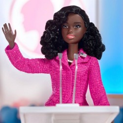 New Barbie Dolls – President Campaign Team