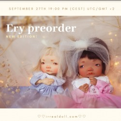 IrrealDoll Ery is Back for Preordering